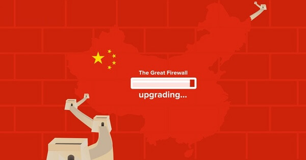 Grand Firewall de Chine
