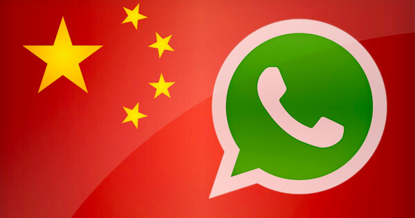 Whatsapp-en-chine