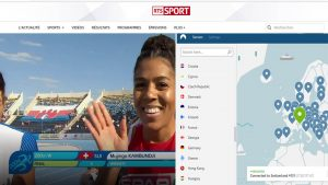 RTS Sport NordVPN