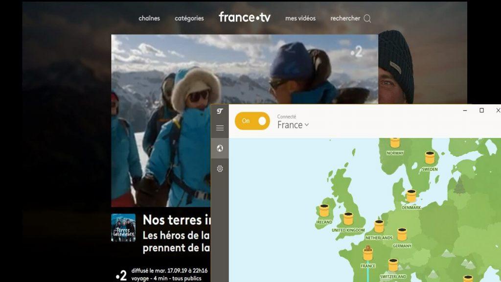 Franve-TV TunnelBear