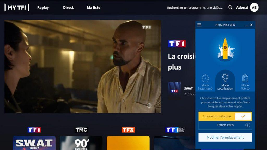 MY-TF1 HideMyAss