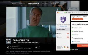 France TV Avis PureVPN