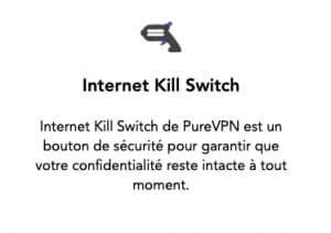 Kill Switch PureVPN