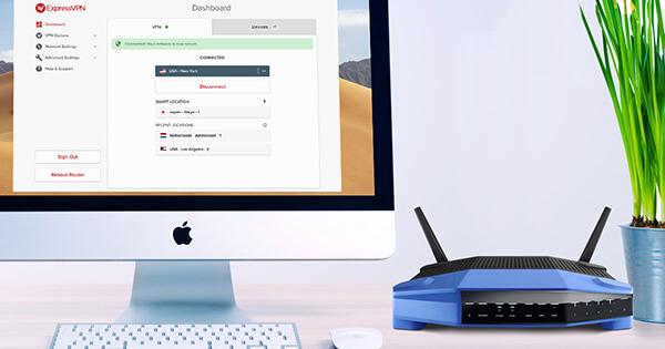 Meilleur VPN pour routeur