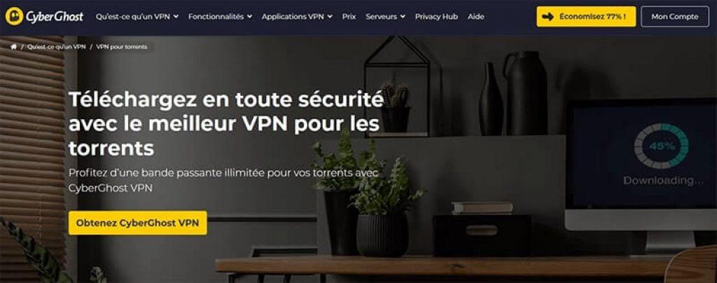 P2P CyberGhost