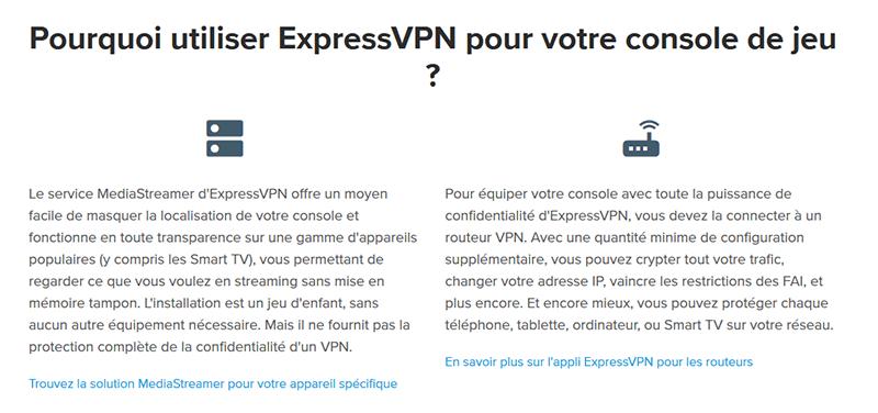 Pourquoi utiliser VPN Xbox