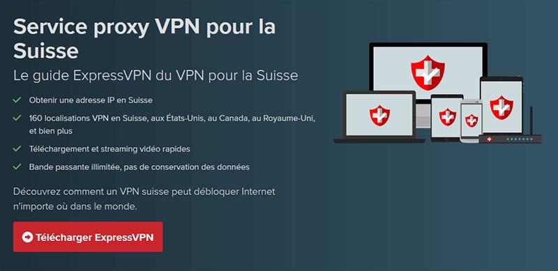 VPN Suisse ExpressVPN