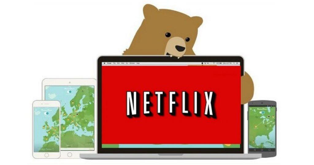TunnelBear Netflix